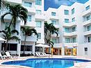 Hotel Ramada City ***, Cancún