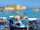 Itálie - Řecko - Izrael - plavba