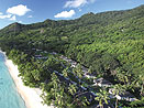 Hilton Seychelles Labriz *****, Silhouette