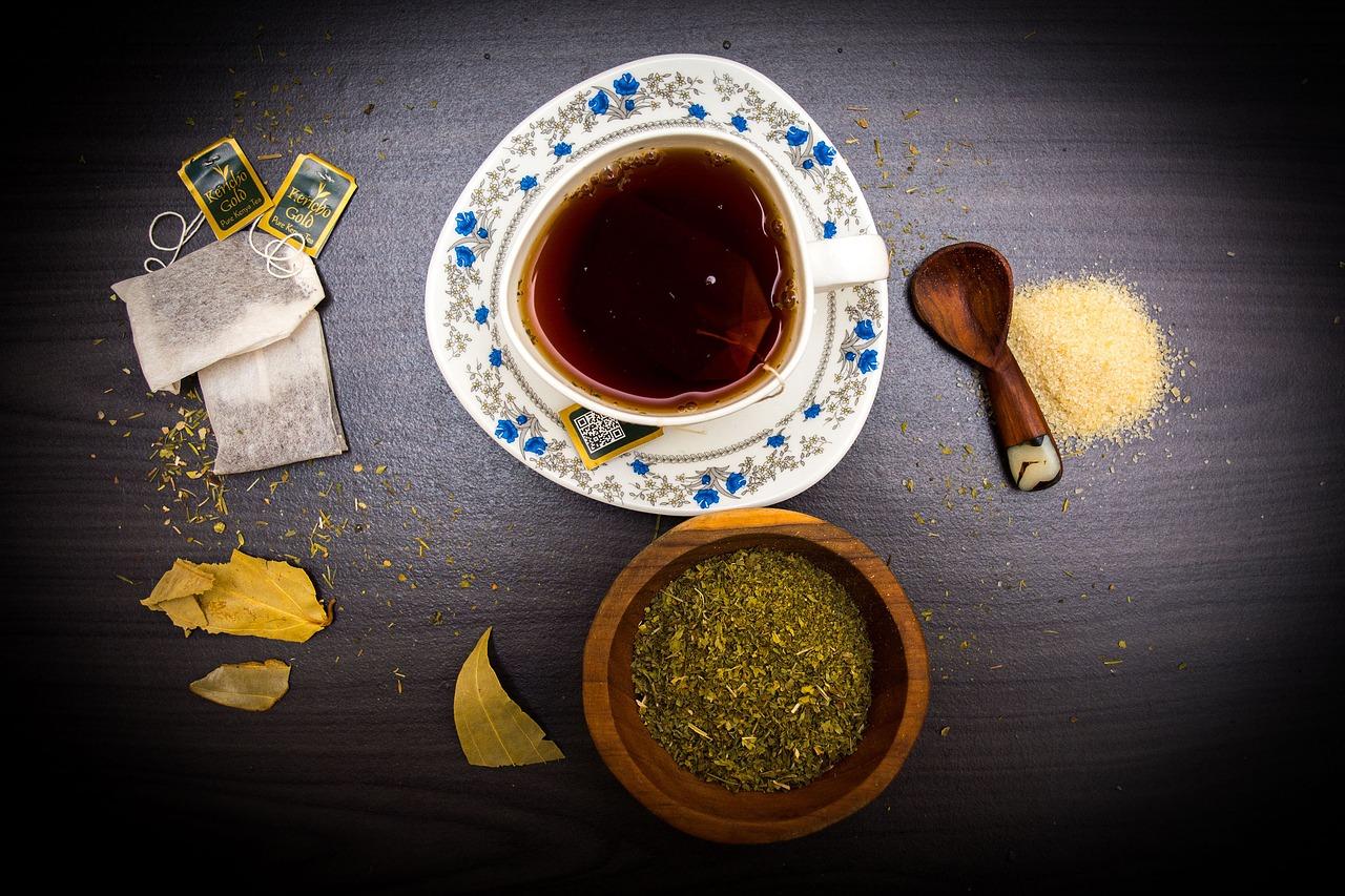 Keňský čaj