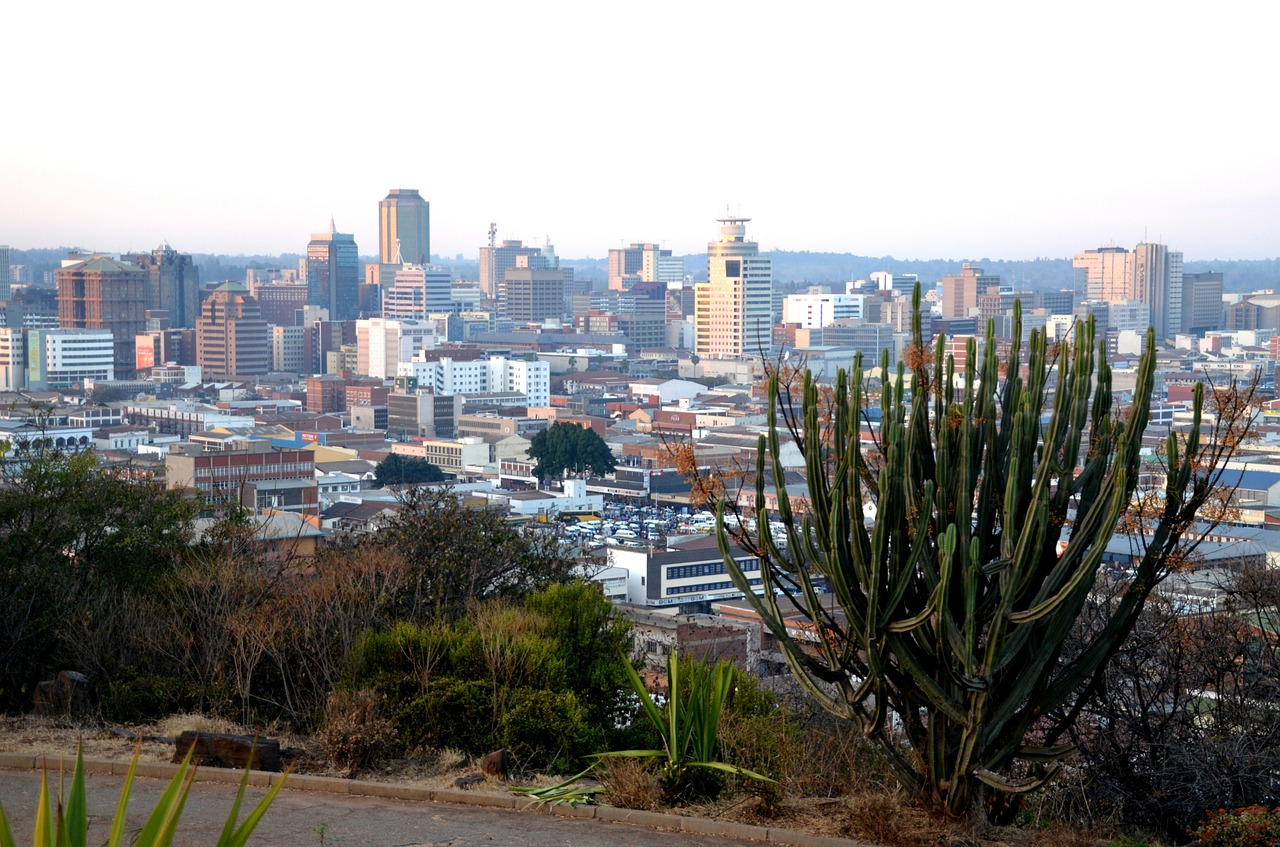 mesto Harare