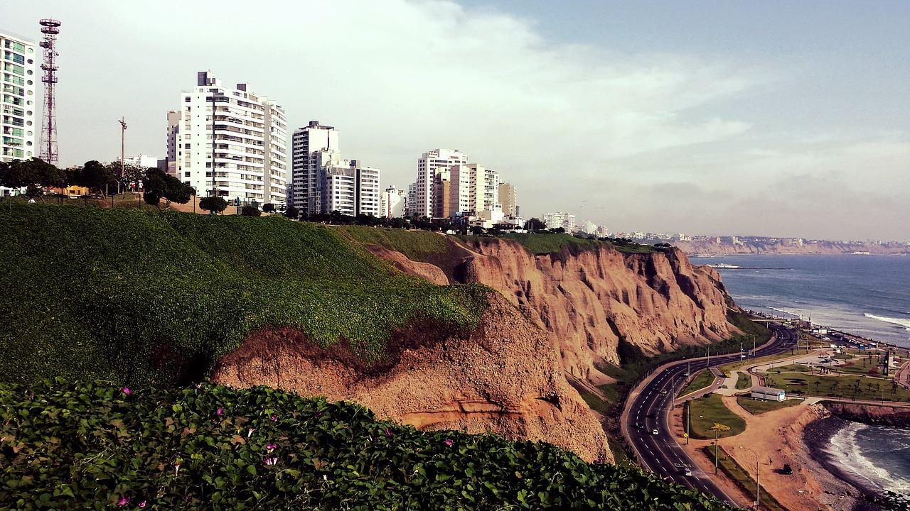 Lima - hlavní město Peru