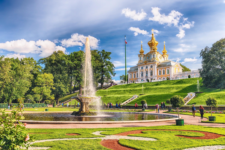 Půldenní výlet z Petrohradu