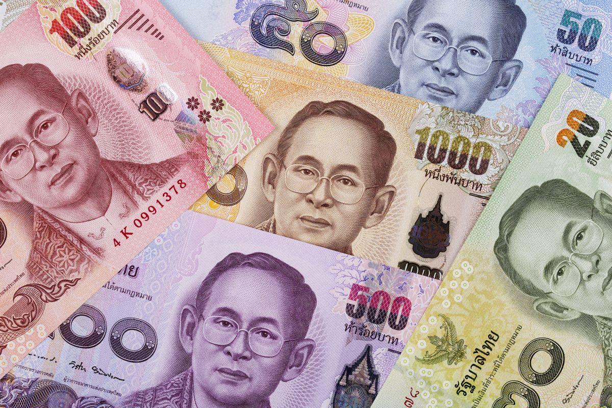 měna baht