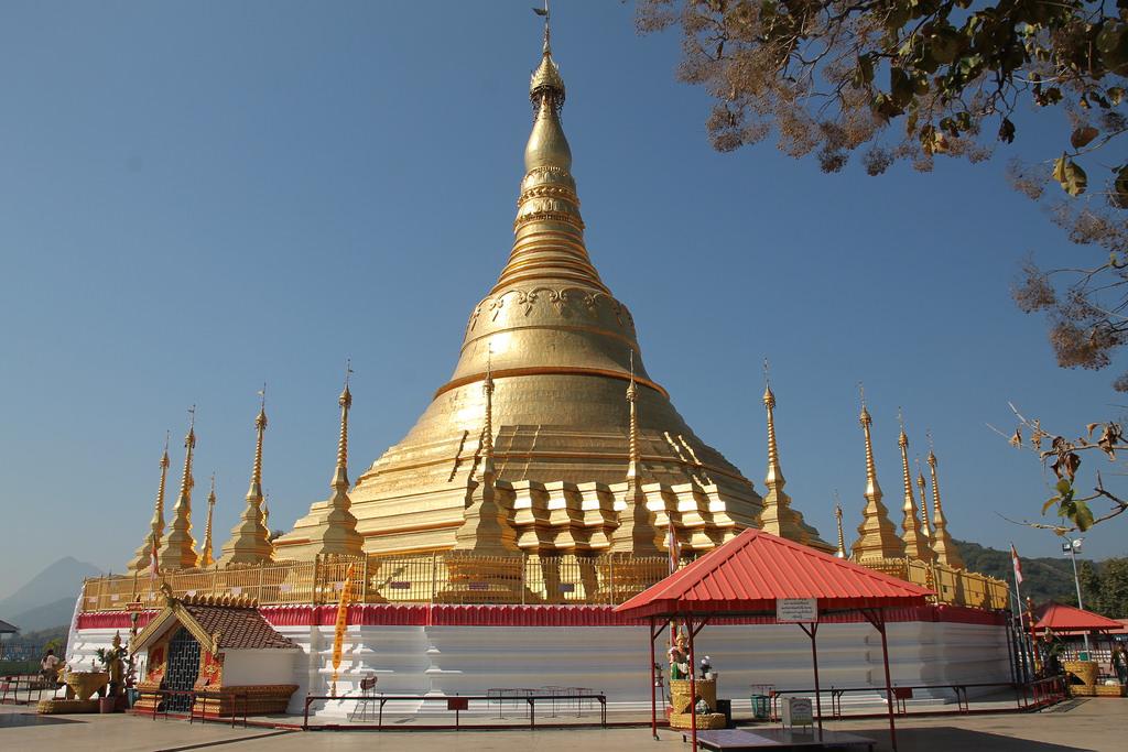 Na skok do Myanmaru
