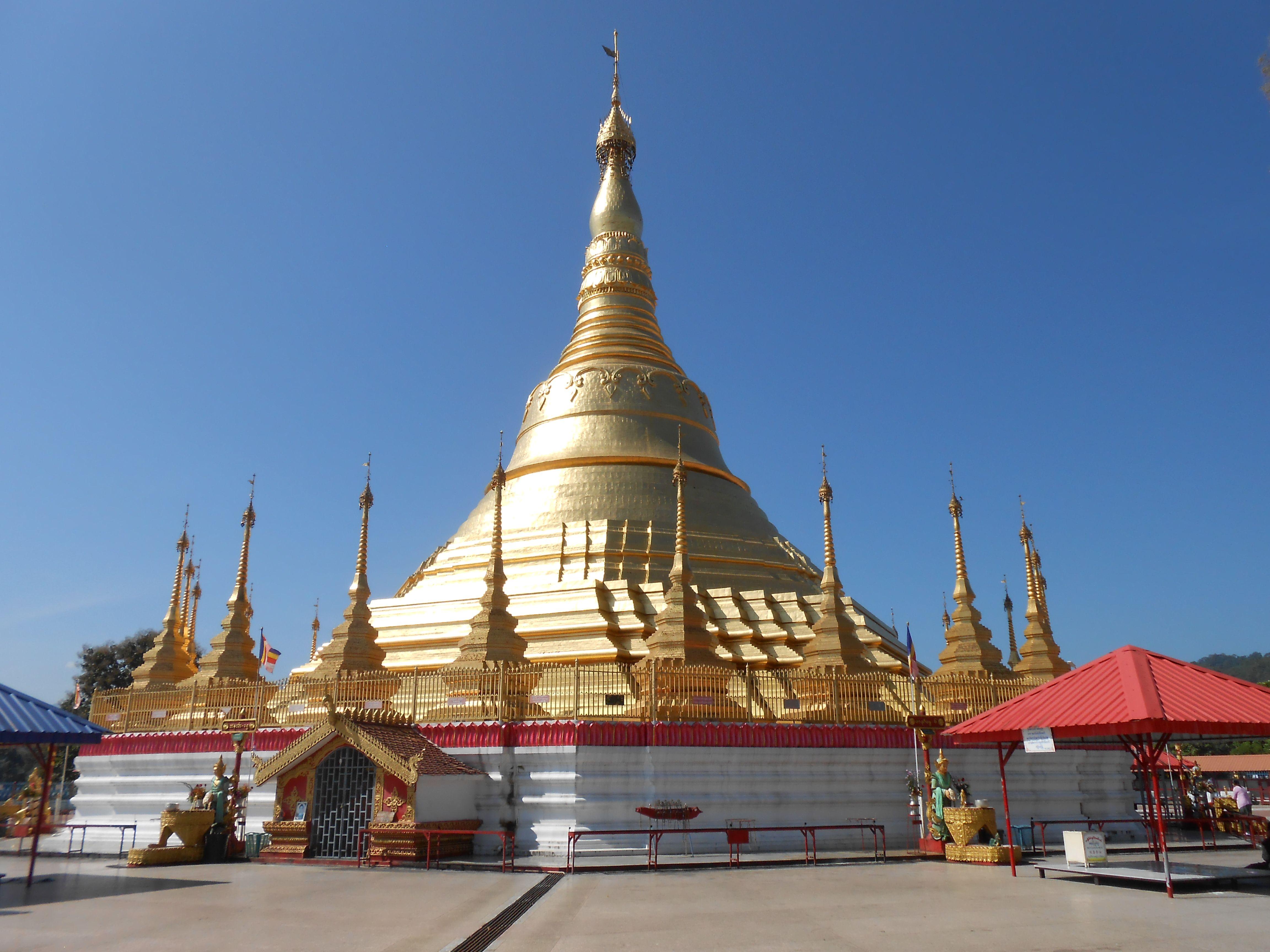 Návštěva Myanmaru