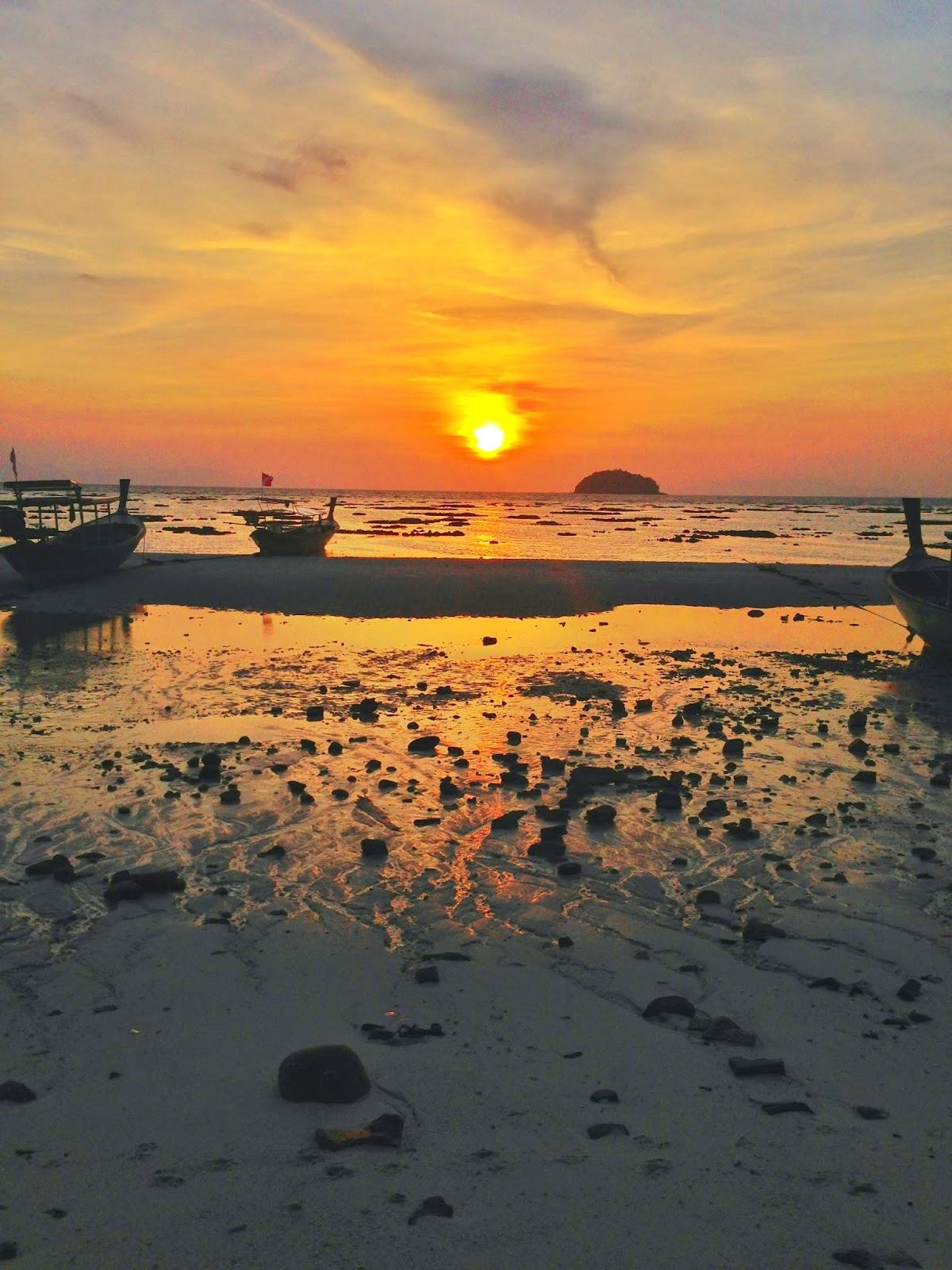 Plankton & Sunset trip  (z Ko Lipe)