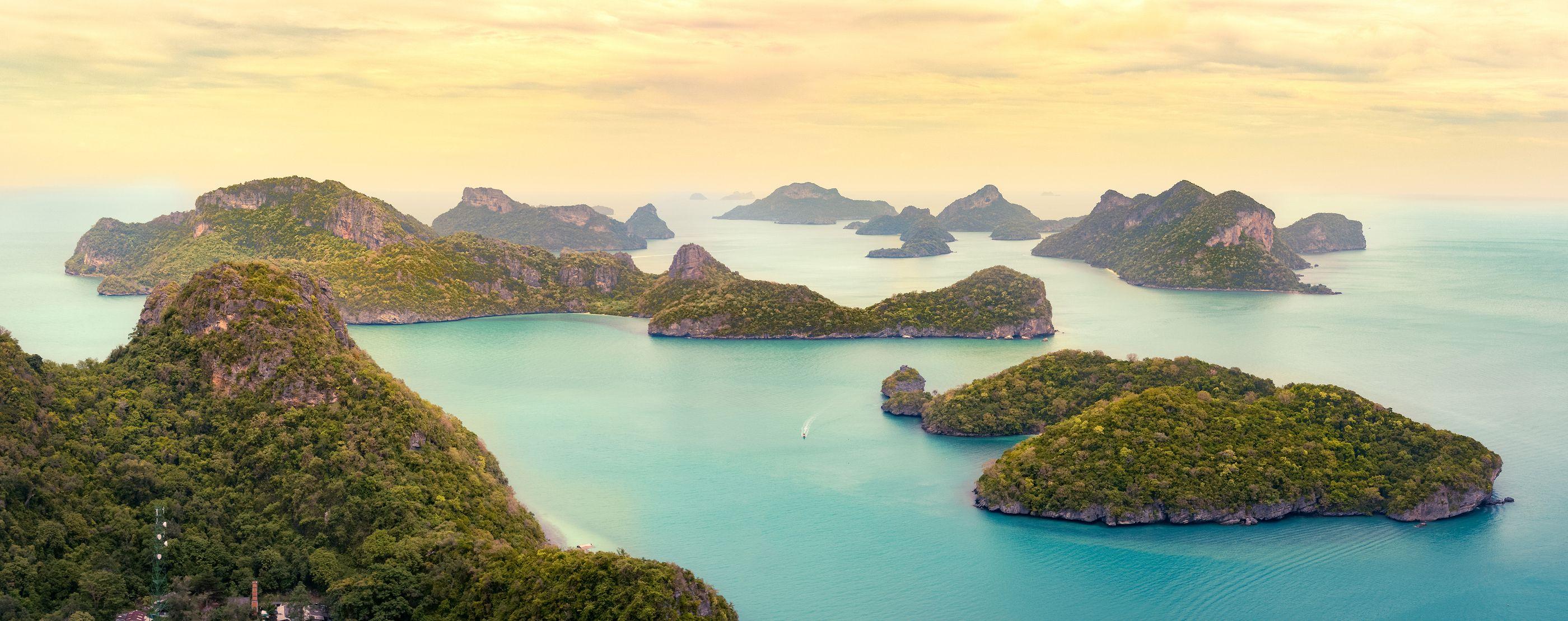 Mořský NP Ang Thong