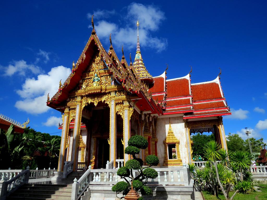 Okruh ostrovem Phuket