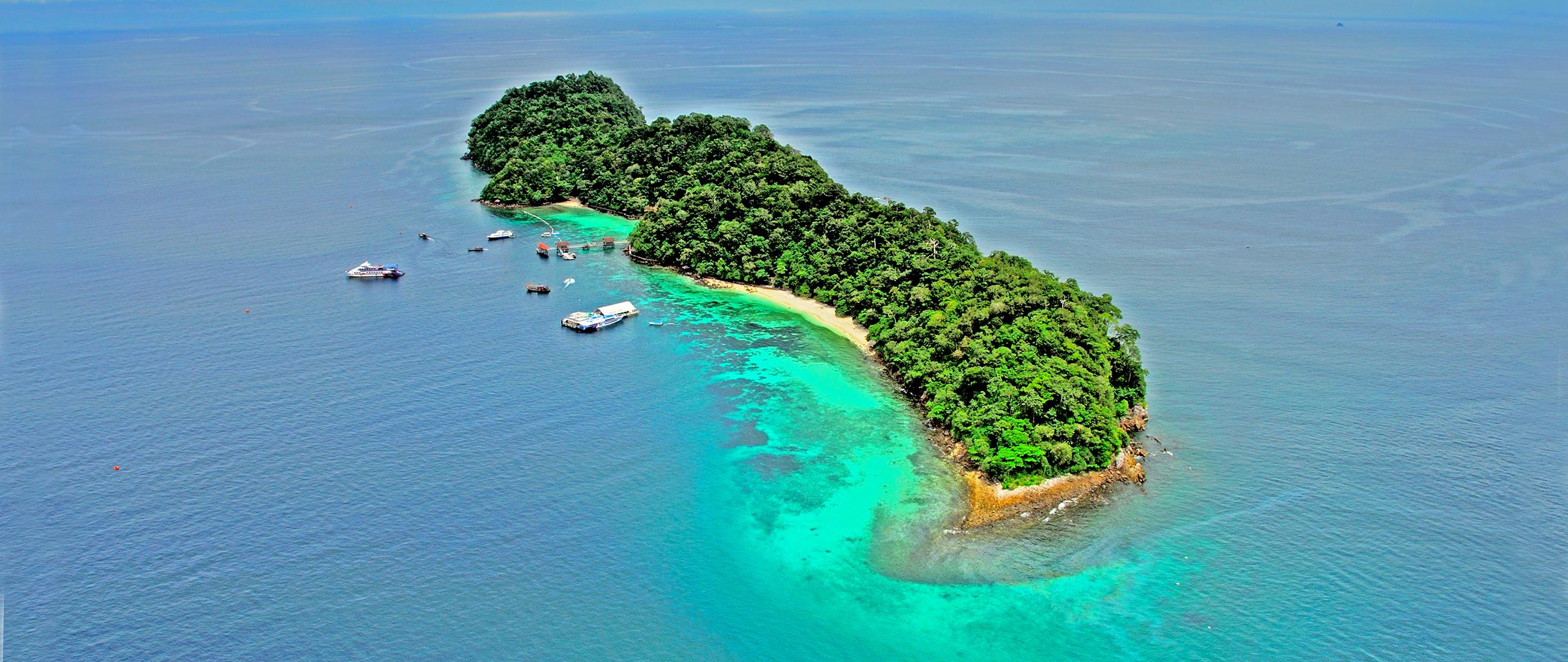 Mořský park Pulau Payar