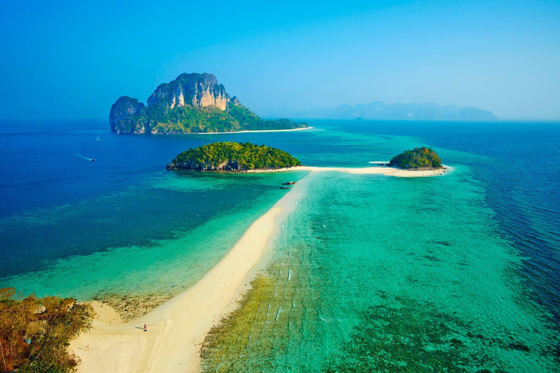 Ostrov Stunning Paradise  (z Ko Lipe)