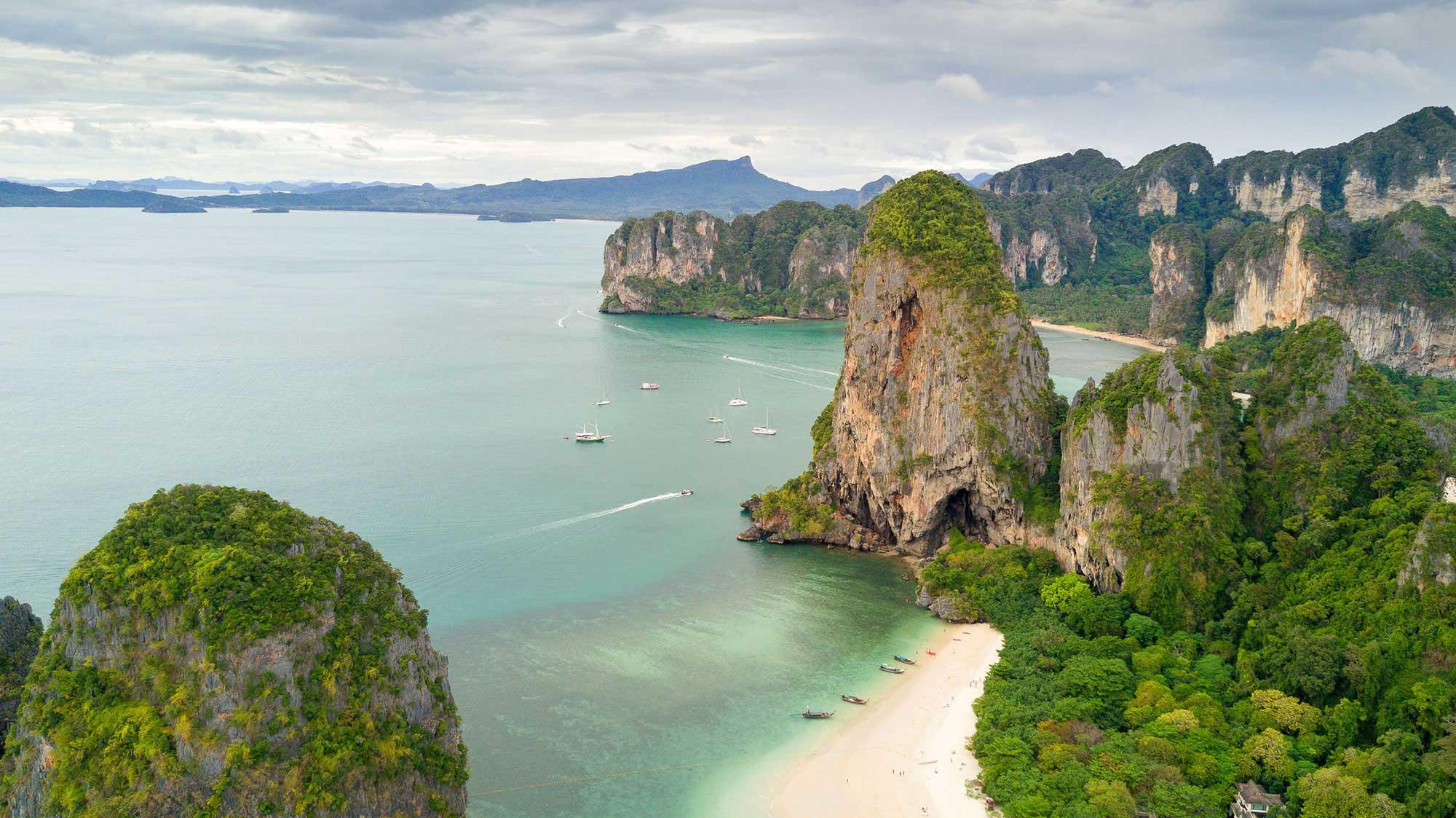 Okruh ostrovem Ko Phangan