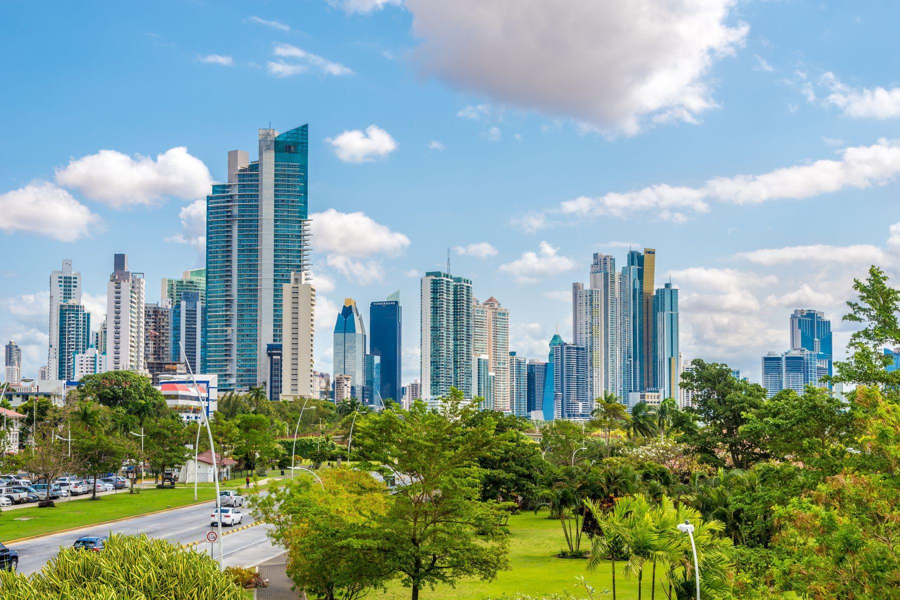 Hlavní město Panama