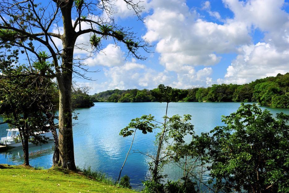 Gatúnské jezero