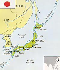 Japonsko a počasí