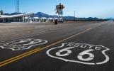 Matka silnic: Legendární Route 66 lemují i cadillaky zahrabané v zemi