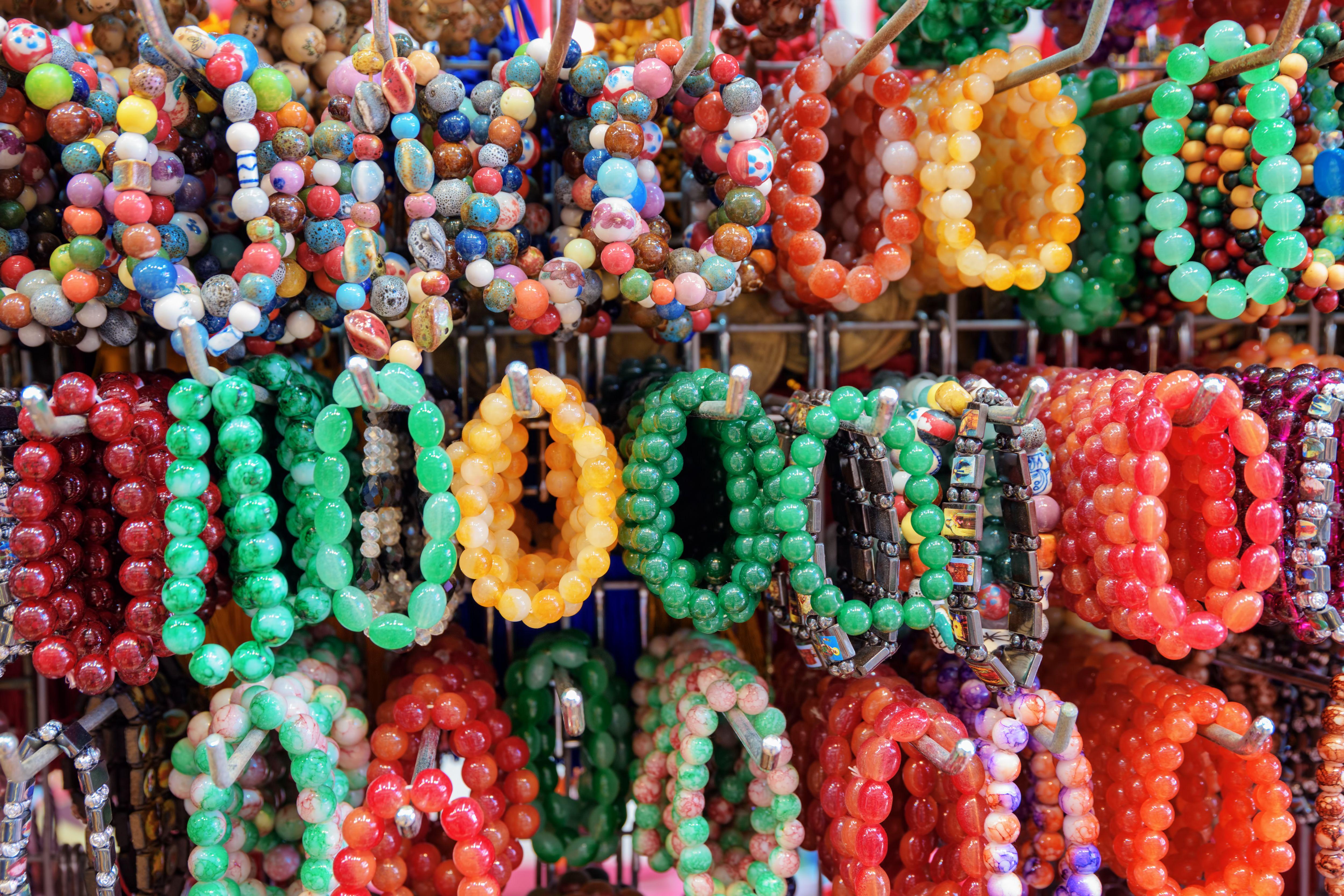 Šperky - drahokamy Singapur