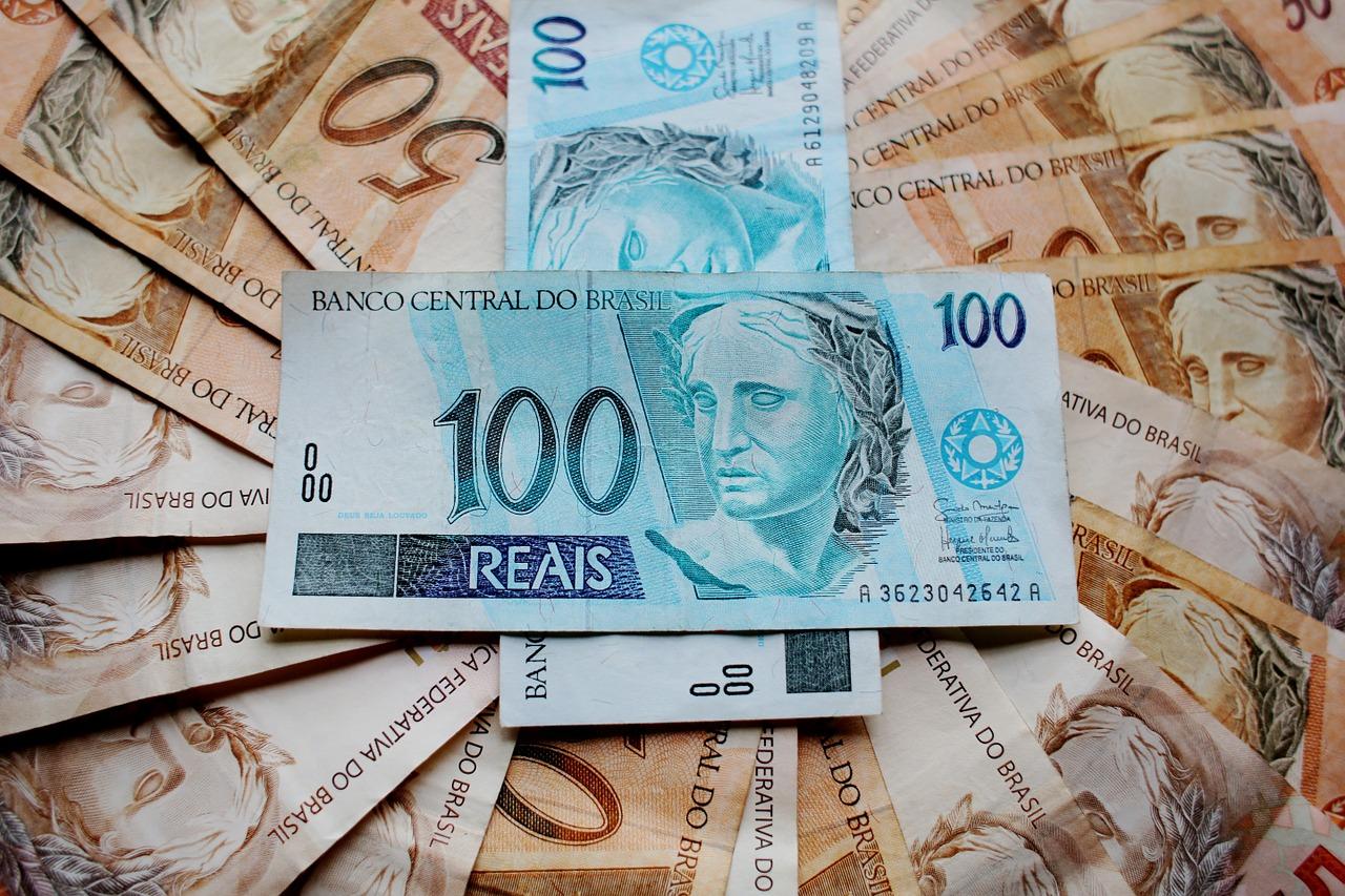 brazilská měna Real