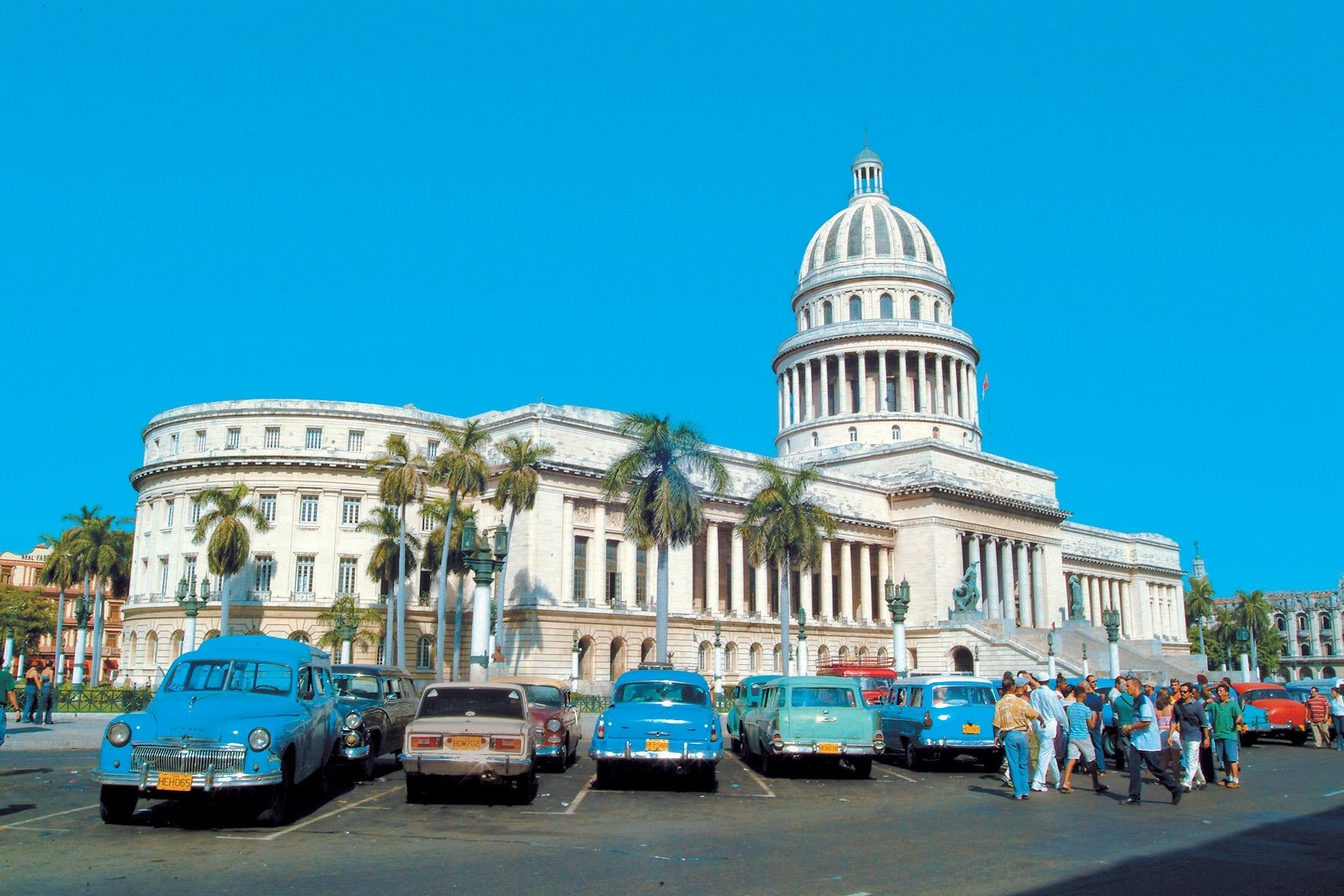 Půldenní okruh Havanou