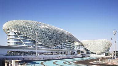The Yas Viceroy Hotel
