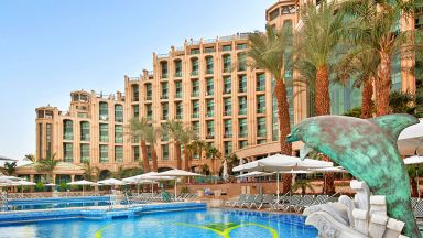 Hotel Hilton Eilat Queen of Sheba