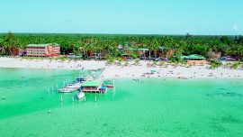 Don Juan Beach Resort ***, Boca Chica