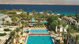 Isrotel Yam Suf Hotel ****, Eilat