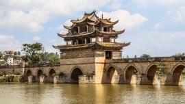 Neznámá jižní Čína s návštěvou Pekingu a Šanghaje s Jirkou Kolbabou