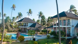 Zawadi Beach Villas Matemwe ***+, Zanzibar - východní pobřeží