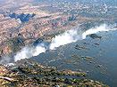 Zimbabwe - Viktoriiny vodopády - prodloužení