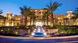 The Westin Dubai, Mina Seyahi Beach Resort &  Marina *****, Dubaj