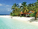 Diamonds Thudufushi *****, Maledivy - jižní ari atol