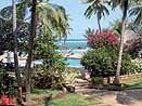 Reef Hotel ***, Nyali, severní pobřeží