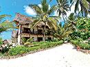 Casa del Mar Hotel ***, Zanzibar jižní pobřeží