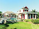 Heritage Villas *****, Mauritius-jižní pobřeží