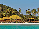 The Taaras Beach Resort ****+, Redang