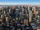 Města a příroda východu USA
