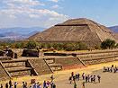 Pyramidy a pláže Mexika