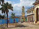 Kuba - pobyt a plavba