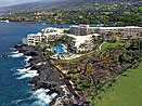 Royal Kona Resort ***+, ostrov Hawaii-Big Island