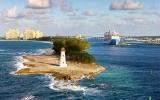 Luxusní ráj: Bahamy lákají na soukromé pláže i na klášter dovezený z Francie
