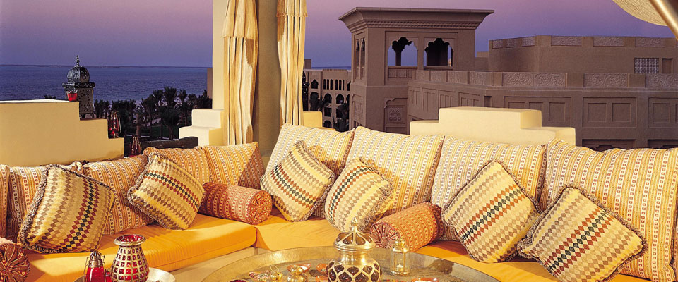 One & Only Royal Mirage The Palace *****, Dubaj
