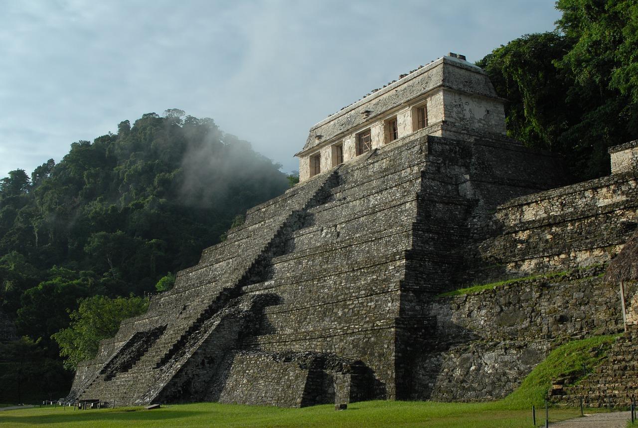 Mayska pyramida
