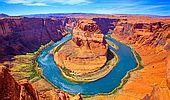 """Pět nejúžasnějších míst USA, která musíte vidět: Obří arizonská """"podkova"""" a další lahůdky"""