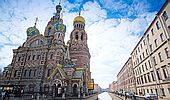 Petrohrad, město s palácem se dvěma tisícovkami oken a úchvatnou Ermitáží