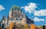 Ikonický Chateau Frontenac v Québeku je nejfotografovanějším hotelem světa