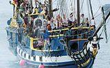 Kajmanské ostrovy každoročně pořádají světoznámý Pirátský festival