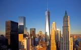 Na místě newyorských dvojčat vyrostla nejvyšší budova západní polokoule