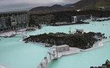 Nejkurióznější koupaliště? Na Islandu mají odpadní lázně s mléčnou vodou