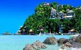 Romantický ostrov Mindoro dříve patřil lovcům lebek, dnes zamilovaným párům